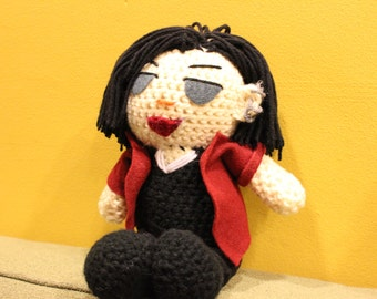 Crochet Daria Jane Lane  Doll