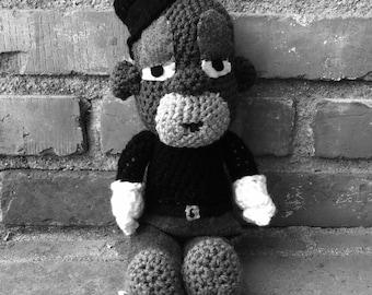 Jaybo JAY-Z inspired doll
