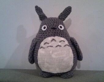 Crochet Totoro Pattern