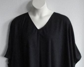 2X Side Opening Post Surgery Shirt (Shoulder- Mastectomy- Breast Cancer)/ Adaptive Clothing- Hospice, Seniors -Style Kiley
