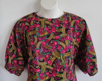 L- Post Surgery Shirt (Shoulder- Mastectomy- Breast Cancer) / Adaptive Clothing / Breastfeeding-Style Libby