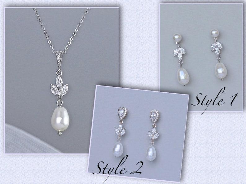 Cristal Perla Pendiente Conjunto 6 Pares de Aretes Mixta mujeres De colección pendiente UK