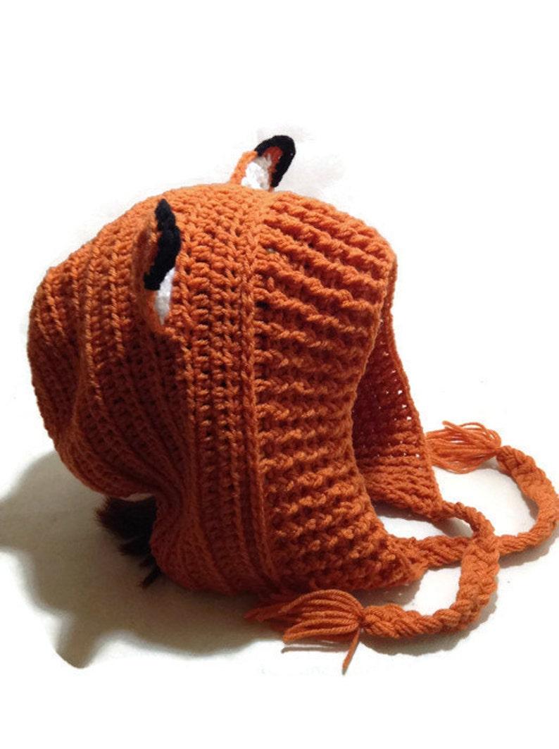 aa35745f676 Fox Hood Festival Hoods Fox Cosplay Cosplay Hood Crochet