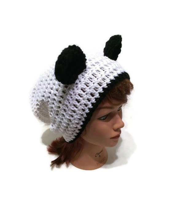 Orejas de Panda oso Panda de sombrero sombrero de Panda | Etsy