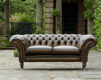 Royal Chelsea Chesterfield sofa  2 seater BIDA Award Winner