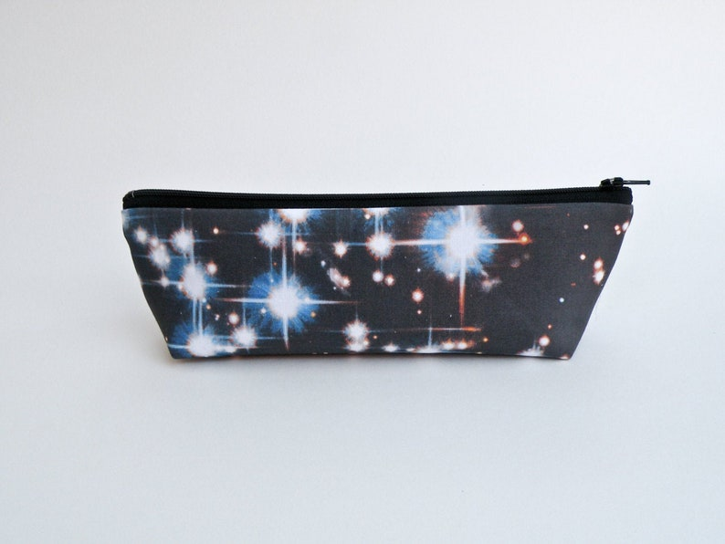 Outer Space Pencil Case  Hubble Image image 0