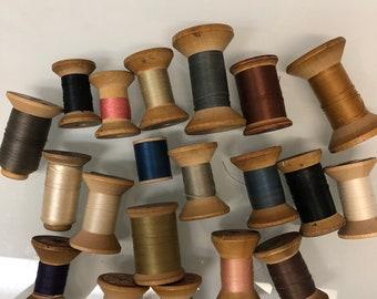 19 Spools of Thread