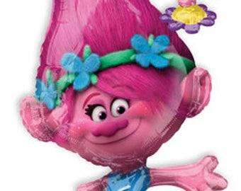 58 Inch Trolls Poppy Airwalker Balloon