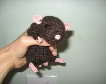 Realistic Hamster PATTERN