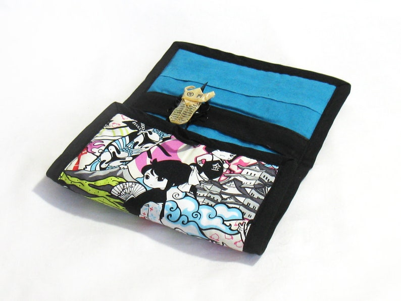 padded cotton brooch roll japanese manga