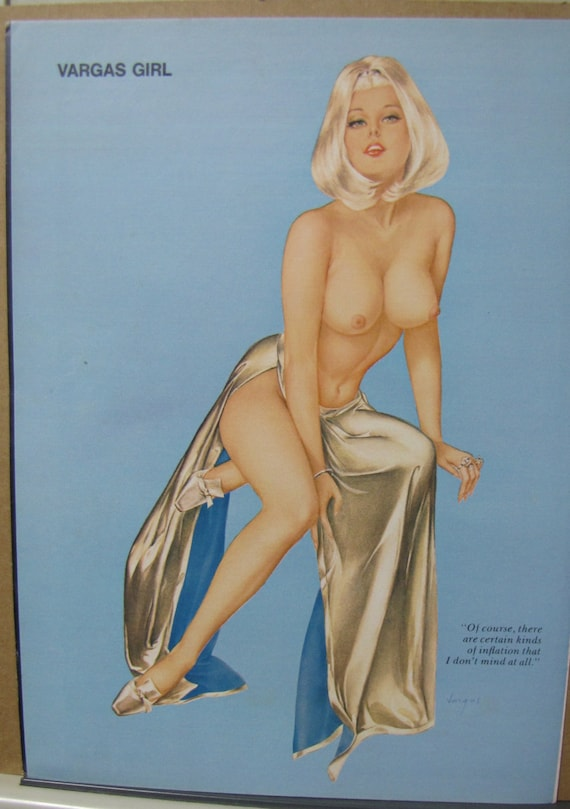 Rule Alberto Vargas Blonde Hair Breasts Female Pornxbit 1