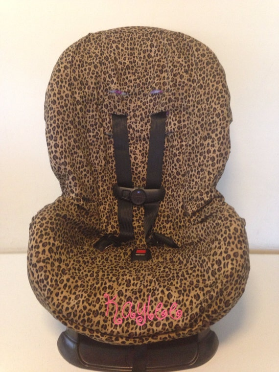 Astounding Leopard Cheetah Toddler Car Seat Cover Dailytribune Chair Design For Home Dailytribuneorg