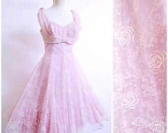 50s Easter Dress