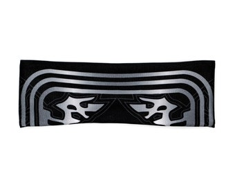 Dark Warrior Athletic Headband