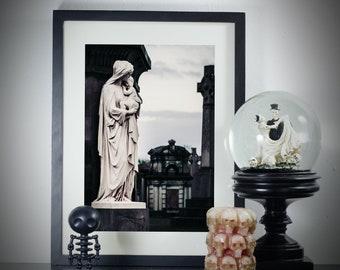 Spooky Art Prints