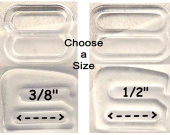 Choose Link Slide Set Lingerie Hook Bra Clasp Swim Strap Clip Closure Repair IT
