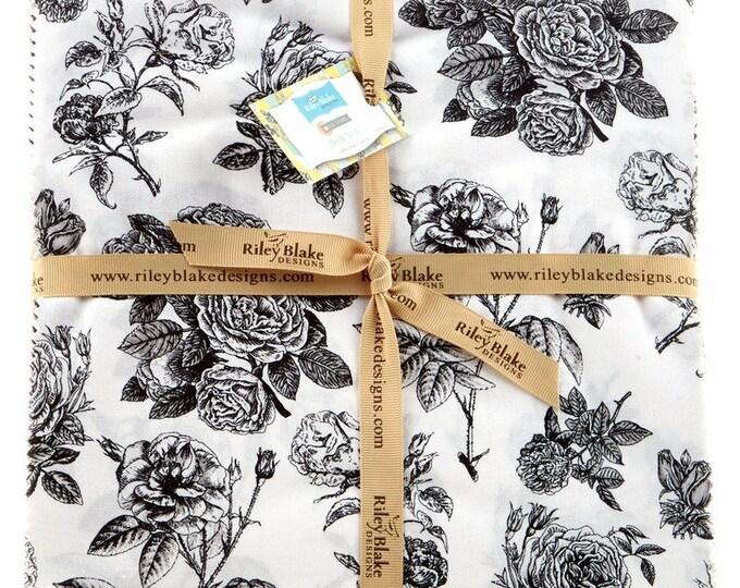 Riley Blake Fabric Bundle Layer Cake Ten Inch Square Stacker Bo Bunny Sew Charming Cotton Quilting Fabric Sewing Print Precut