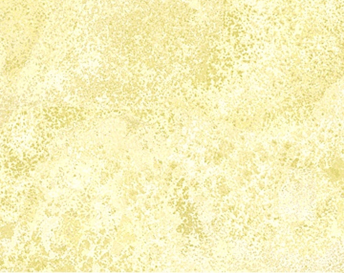 Fabric by the Yard Northcott Fabrics Stonehenge Gold Leaf Cotton Quilting Fabric Tone on Tone Blender Home Decor Apparel
