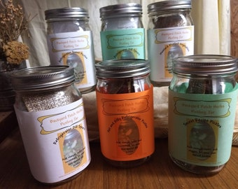 DIY Herb-spiced Refrigerator Pickle Kits, 5 flavors to choose from