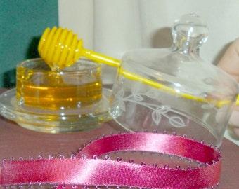 Lavender Honey, herb infused, no salt, no preservatives, perfect in tea