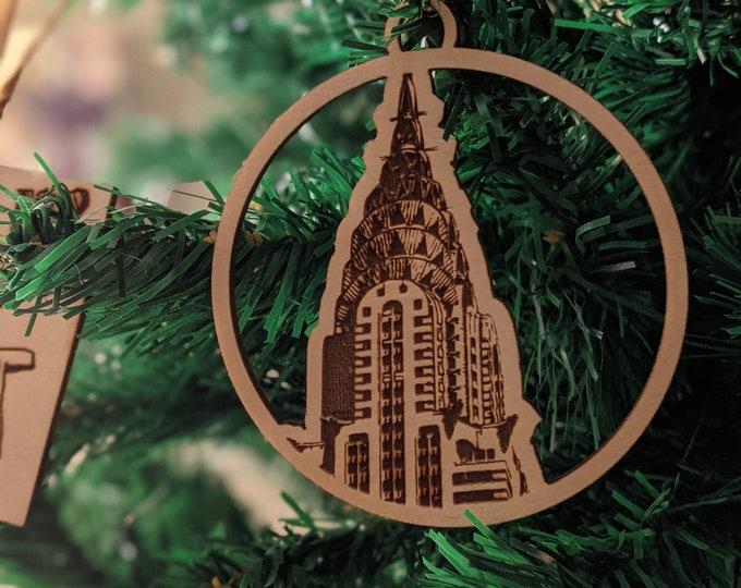 New York City Ornaments - Series 1