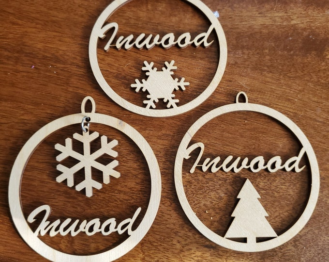 Inwood (upper manhattan) ornaments