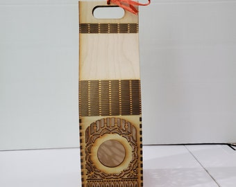 Wood Liquor gift box