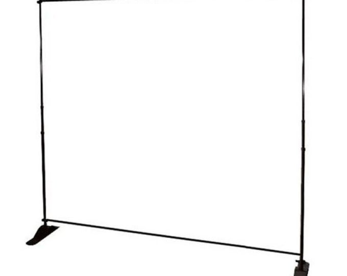 Step and Repeat Stand - 8' x 10'