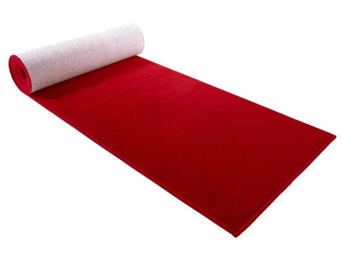 Red Carpet Runway - 10 x 3 feet