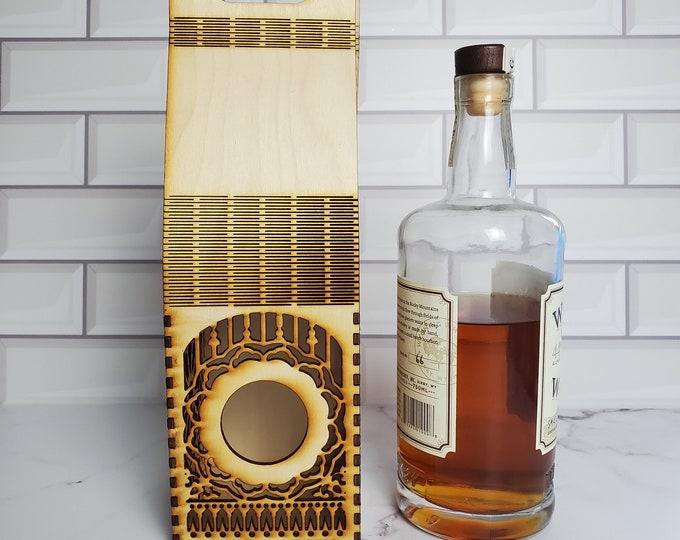 Wood Liquor gift box