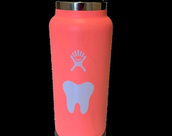 Vinyl tooth decal - various sizes