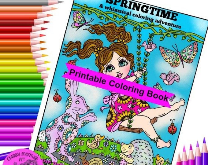 DIGITAL COLORING BOOKS