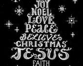 Frohe Weihnachten Jesus.Ahnliche Artikel Wie Sofort Download Weihnachten Print Frohe