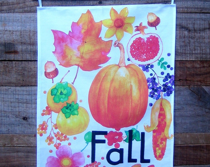 FALL Banner/Kitchen Towel