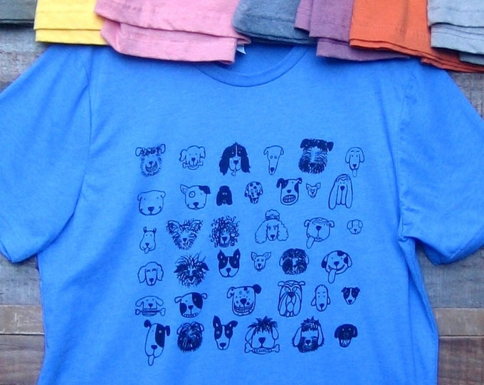 Dogs Unisex T Shirt