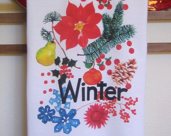 WINTER Kitchen Towel