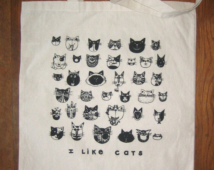 CATS Market Tote Bag
