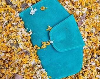 Green Leather wallets for women, Leather Women Wallet, women leather wallet, handmade wallet, green wallet, Leather clutch, gift for women