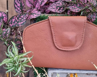 Brown Leather wallets for women, brown Women Wallet, women leather wallet, handmade wallet, brown purse wallet, gift for women