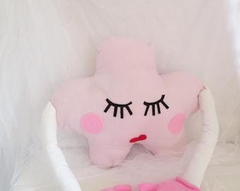 Hugging pillow , cloud  pillow , hugging doll , baby hug doll , kids hug doll , kids hugging pillow