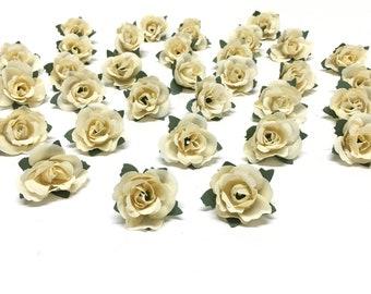 3.5 Inches Flower Crown Tutu Silk Flower Hair Accessories Millinery Yellow Orange Artificial Ranunculus Wedding Artificial Flowers