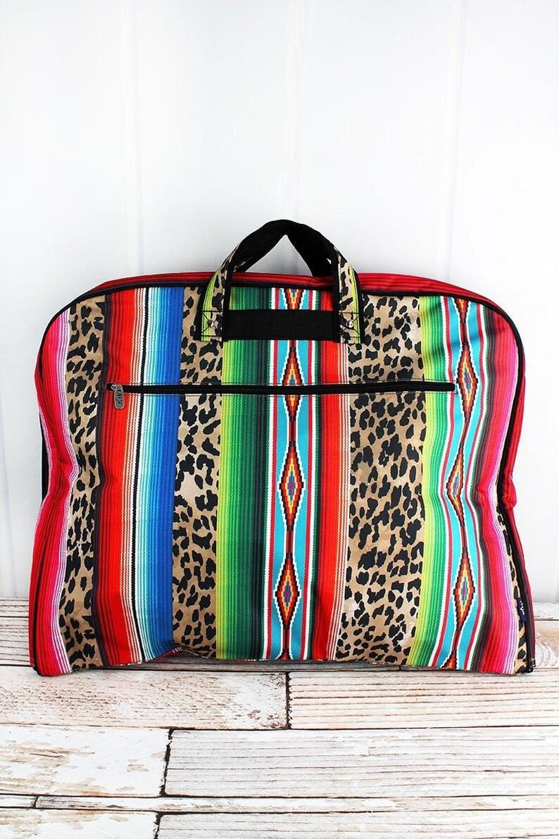 WILD SERAPE Stockshow Animal FFA/4-H Garment Bag image 0