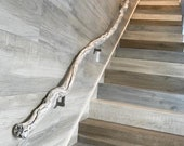 Grapevine Handrails - Made from retired California grapevines - 100% Recycled and Free Shipping (US Only)!