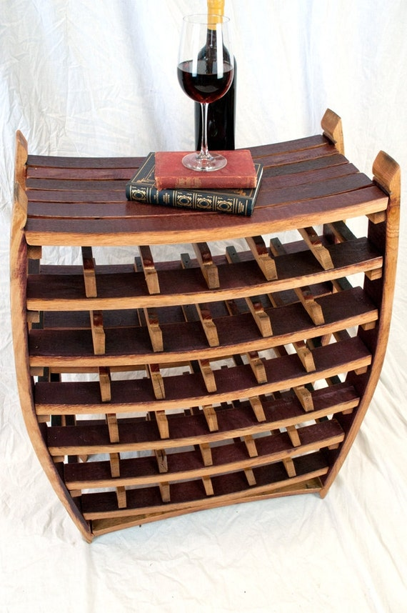 Wine Rack Collection Alsace Wine Barrel Wine Rack Made Etsy