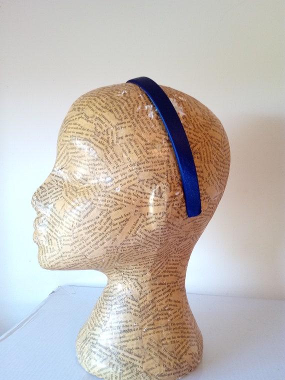 HB015 Headband Wide Sinamay hats /& craft use For fascinators