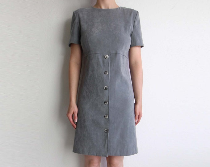 SALE Vintage Dress Womens 1990s Short Extra Small