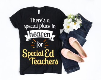 bf8de514 Special Education Teacher Gifts Paraprofessional Parapro and Assistants  Short-Sleeve Unisex T-Shirt