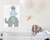 Baby boy nursery decor, N...