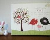 Baby Girl room decor, Nur...