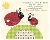 Baby Room Decor,Ladybug N...